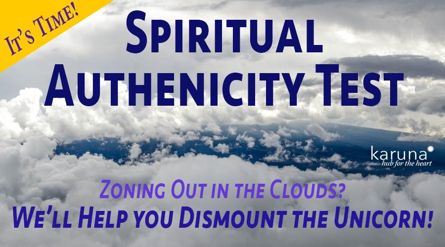 Spiritual Authenticity